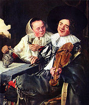 Judith Leyster Happy Couple