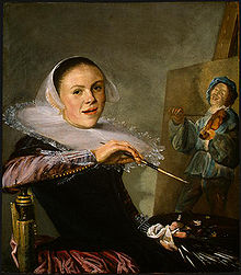 Judith Leyster Self-Portrait