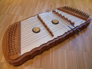 Khim - Thai hammered dulcimer, originally Chinese