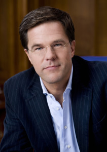 Dutch Prime Minister since 2010