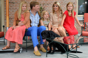 Dutch royal family 2013